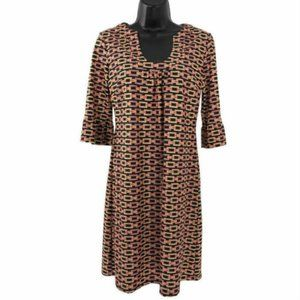 Jude Connally Nancy Dress Printed Multicolored